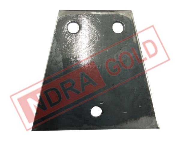 3 Hole Coupling Plate